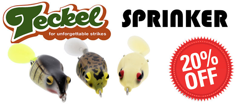 Teckel Sprinker Sale